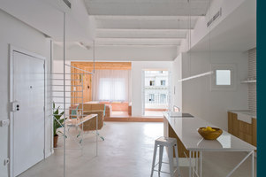 Rocha apartment | Wohnräume | CaSA - Colombo and Serboli Architecture