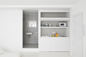 The White retreat | Locali abitativi | CaSA - Colombo and Serboli Architecture
