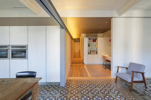VVALL | Living space | Nook Architects