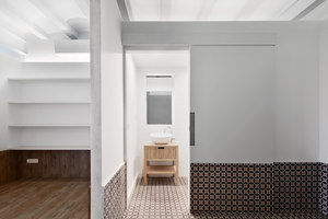 Tamarit Apartment | Living space | RAS Arquitectura