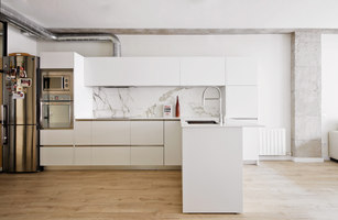 Corsega Apartment | Living space | RAS Arquitectura