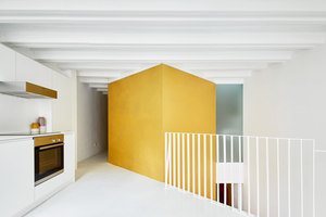 Duplex Tibbaut | Living space | Raul Sanchez Architects