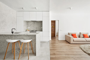Villarroel Apartment | Living space | Raul Sanchez Architects