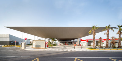 Bus Station in Santa Pola | Infrastructure buildings | Emilio Vicedo and Manuel Lillo