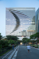 City Center Tower | Immeubles de bureaux | CAZA (Carlos Arnaiz Architects)