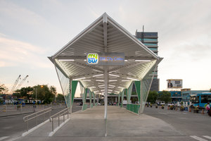 Cebu Bus Rapid Transit (BRT) | Infrastructure buildings | CAZA (Carlos Arnaiz Architects)