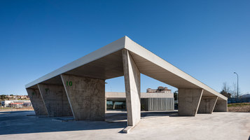 Bus Station of Trujillo | Infrastructure buildings | Ismo Arquitectura