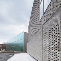 Multisports Hall Mouvaux | Sports halls | de Alzua+