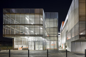 Mutable parking of « La Plaine Images » | Infrastructure buildings | de Alzua+
