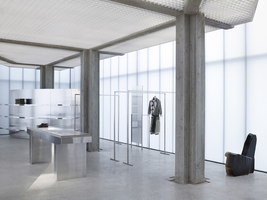 Acne Studios Cheongdam | Shops | Sophie Hicks Architects