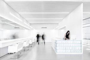 Salón Loccoco | Instalaciones Spa | Abraham Cota Paredes Arquitectos