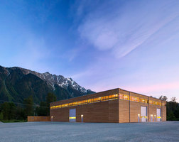 BC Passive House Factory | Industrial buildings | Hemsworth Architecture