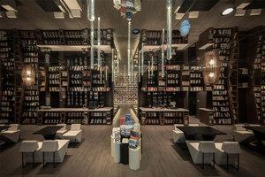 Hangzhou Zhongshuge | Shop interiors | Li Xiang