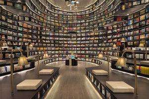 Hangzhou Zhongshuge | Shop-Interieurs | Li Xiang