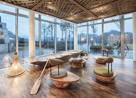 Ripple Hotel - Qiandao Lake | Intérieurs d'hôtel | Li Xiang