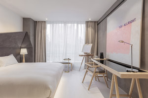 Wheat Youth Arts Hotel | Hotel interiors | Li Xiang