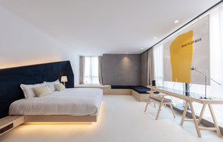 Wheat Youth Arts Hotel | Diseño de hoteles | Li Xiang