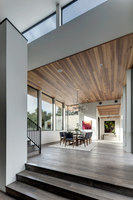 Bracketed Space House | Casas Unifamiliares | Matt Fajkus Architecture