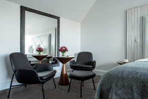 Hotel 'Le Paris' | Manufacturer references | Normann Copenhagen reference projects