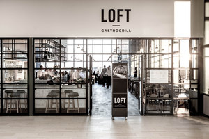 Loft Gastrogrill Copenhagen | Manufacturer references | Normann Copenhagen reference projects