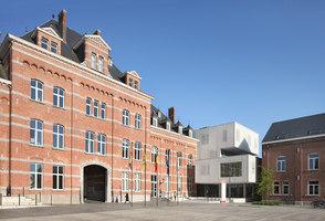 Dungelhoeffsite Lier | Administration buildings | Architecten Achtergael