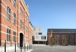 Dungelhoeffsite Lier | Verwaltungsgebäude | Architecten Achtergael