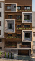 Orsi Khaneh | Semi-detached houses | Keivani Architects