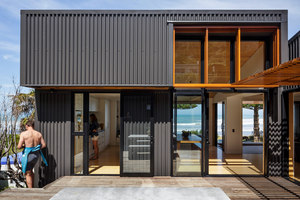 offSET Shed House | Casas Unifamiliares | Irving Smith Architects