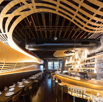 LOT 1 Café, Bar & Restaurant | Café interiors | Enter Projects
