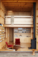 Hut on Sleds | Maisons particulières | Crosson Architects