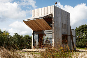 Hut on Sleds | Case unifamiliari | Crosson Architects