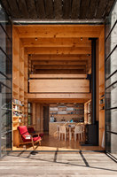 Hut on Sleds | Casas Unifamiliares | Crosson Architects