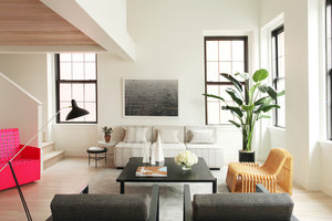 32 Custom House | Living space | ASH NYC