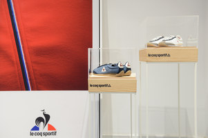 Le Coq Sportif  | Office facilities | Miriam Barrio