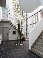 Void in Forest | Apartment blocks | YDS Architects