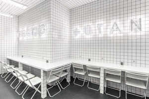 Orang+Utan vegetarian bar | Bar interiors | AKZ Architectura