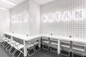 Orang+Utan vegetarian bar | Bar-Interieurs | AKZ Architectura
