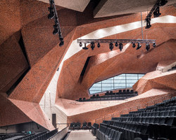 CKK Jordanki | Auditorium | Fernando Menis