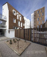 16 social housing units | Apartment blocks | Atelier Gemaile Rechak