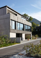 House DM Chur | Case unifamiliari | Felix Held  Architekt
