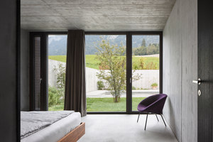 House DM Chur | Detached houses | Felix Held  Architekt