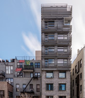 120 Allen Street | Apartment blocks | Grzywinski+Pons
