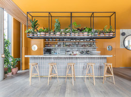 Treves & Hyde | Bar - Interni | Grzywinski+Pons