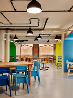 Genarator Amsterdam | Alberghi - Interni | DesignAgency