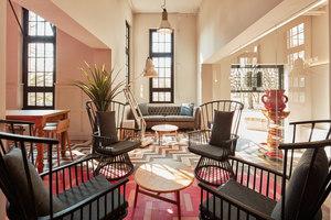 Genarator Amsterdam | Hotel interiors | DesignAgency