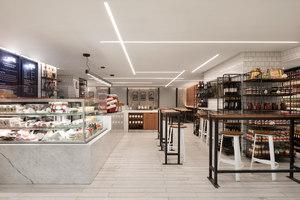 Amano Pasta | Intérieurs de restaurant | DesignAgency