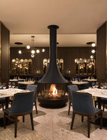 The Fairmont Tremblant | Hotel interiors | DesignAgency