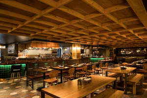 Union Chicken | Restaurant interiors | DesignAgency