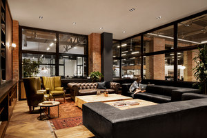 VICE Toronto | Office facilities | DesignAgency
