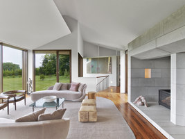 Berkshire Mountain House | Casas Unifamiliares | Tsao & McKown Architects
